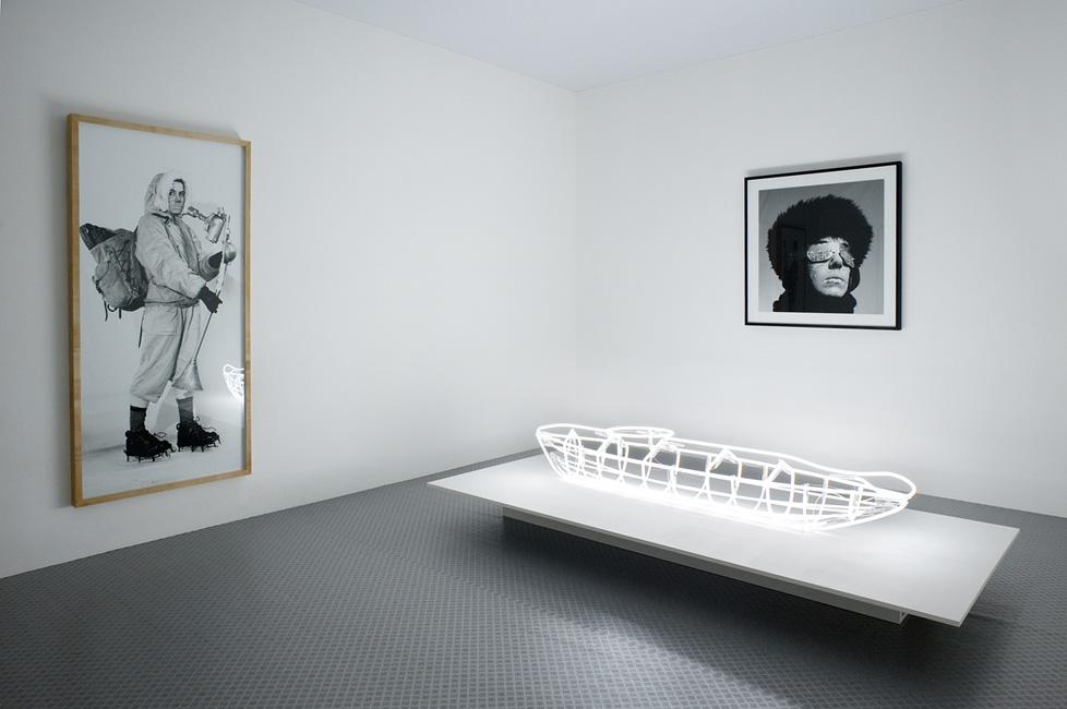 MAC VAL, exhibition view, photo Martin Argyroglo / MacVal