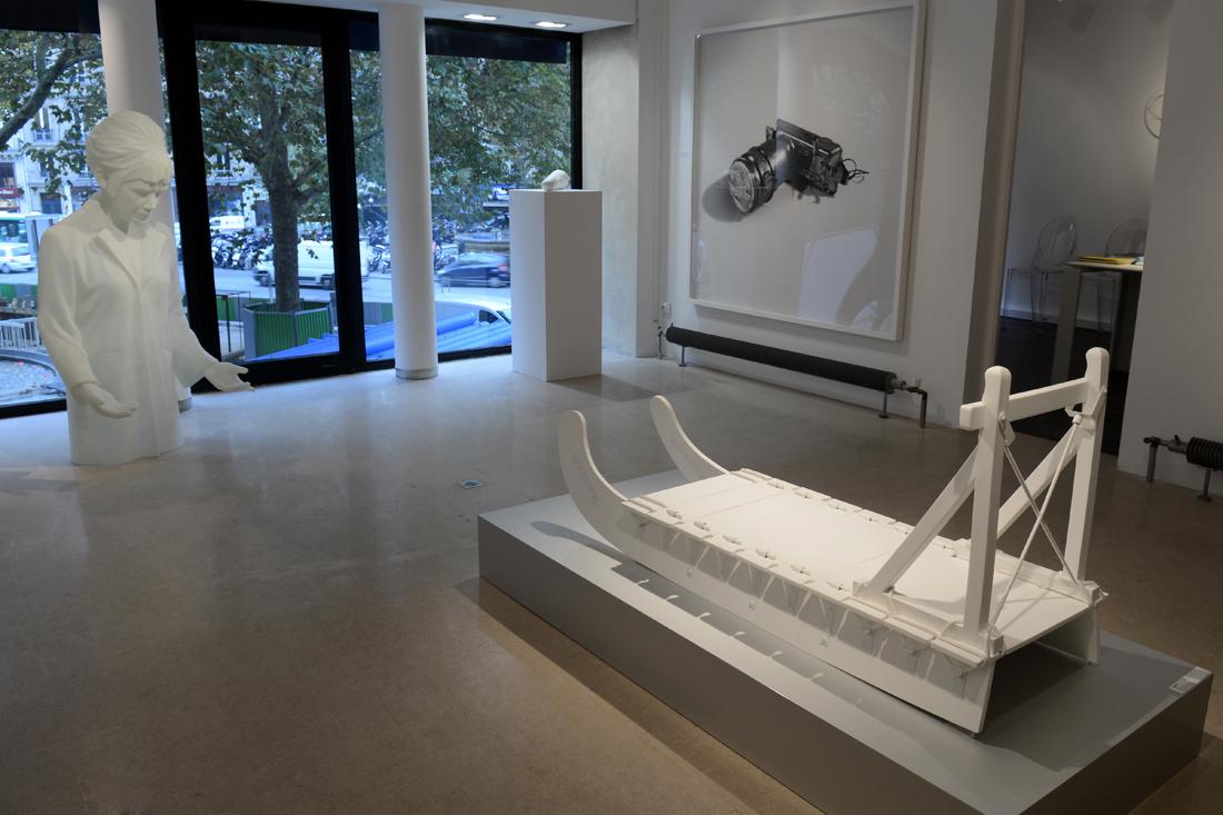 Sèvres - Cité de la céramique, exhibition view, photo Gérard Jonca / Sèvres-Cité de la céramique